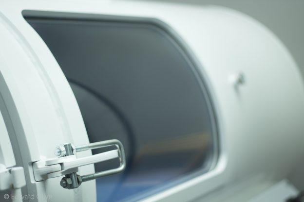 cámara hiperbárica en IMTRA